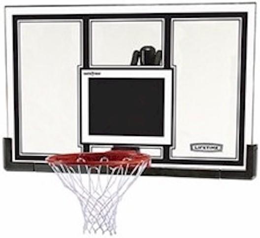 """'Lifetime' Competition 54"""" Basketballkorb - Basket24 ..."""